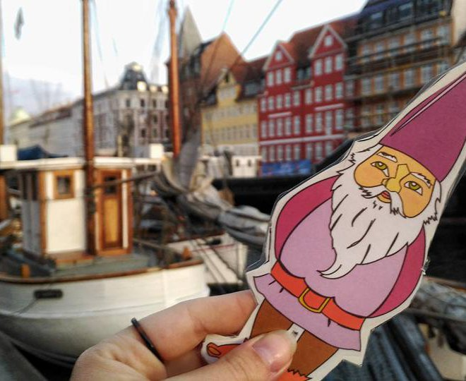 Vera Vitale - Copenaghen Danimarca